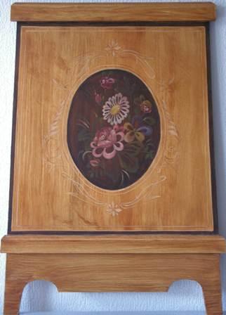 comtoise décorée
