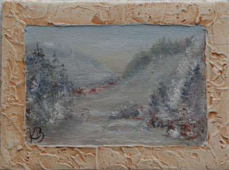 miniature-hiver-paysage