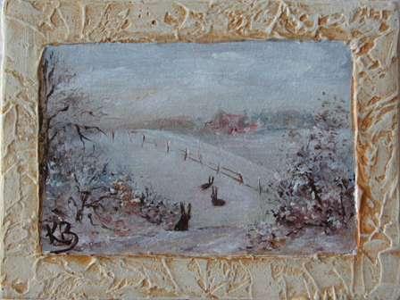 miniature-paysage-hiver