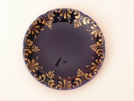 porcelaine peinte main
