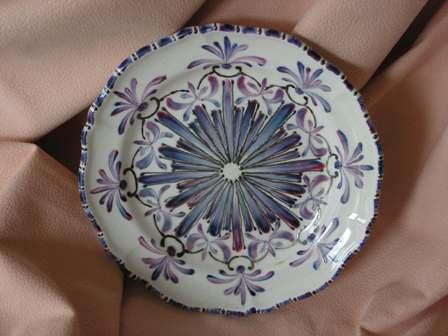 assiette-porcelaine-decoree-main