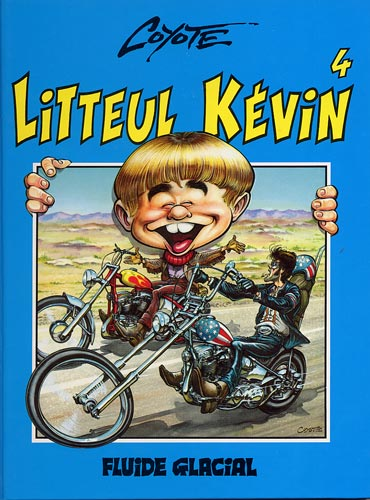 Litteul Kevin - Tome 4