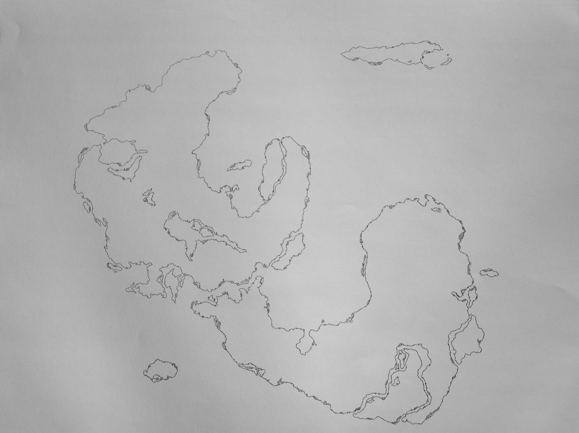 Cartographie du monde