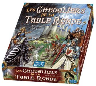 Jeu de société - Les Chevaliers de la Table Ronde