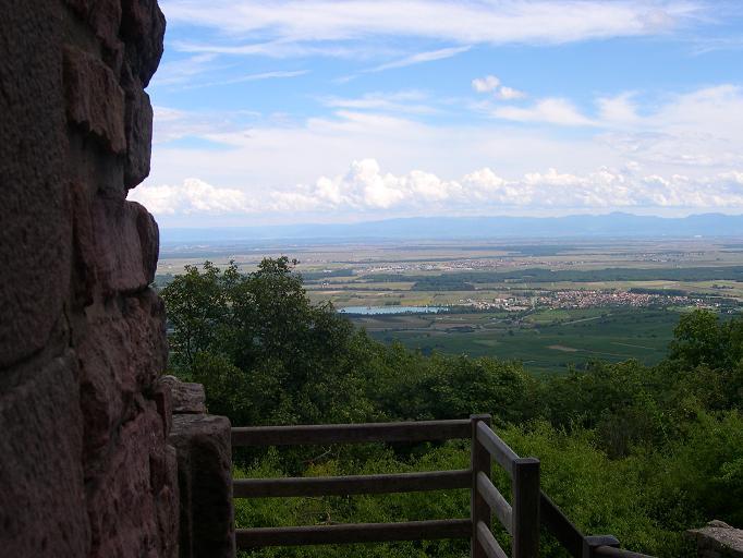 Route des 5 châteaux