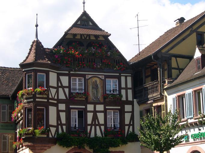 Kaysersberg - Maison religieuse