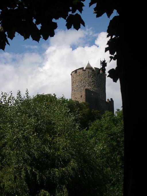 Kaysersberg - Donjon de la ville