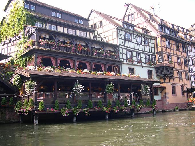 Strasbourg - Lavoirs