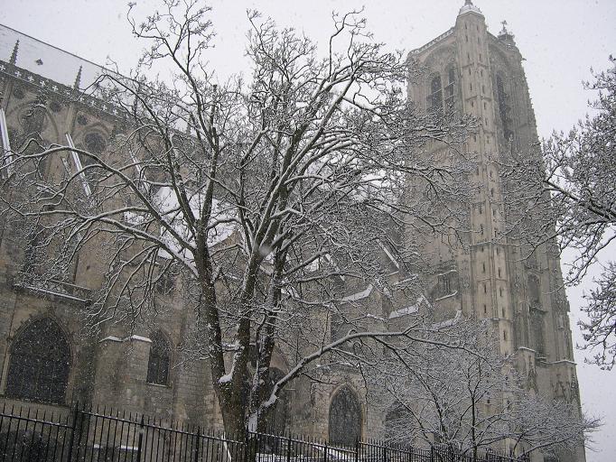 Bourges - Cathédrale St Etienne