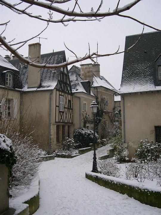 Bourges - Promenade des Remparts