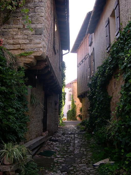 Une ruelle de Capdenac