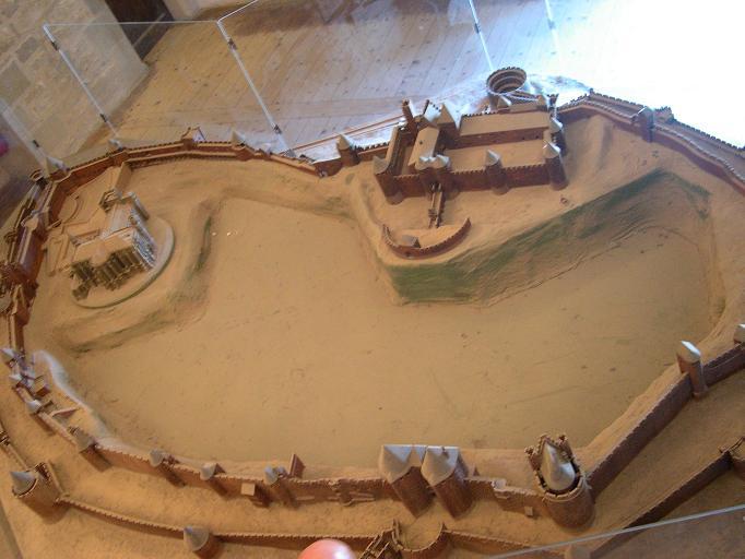 Carcassonne en miniature
