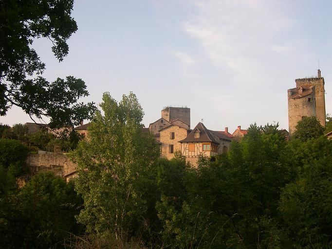 Vue de Cardaillac