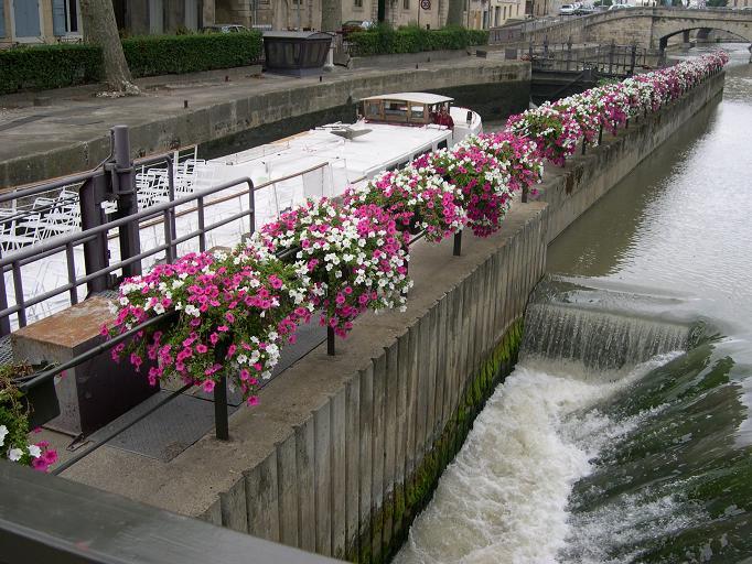 Peniche à Narbonne