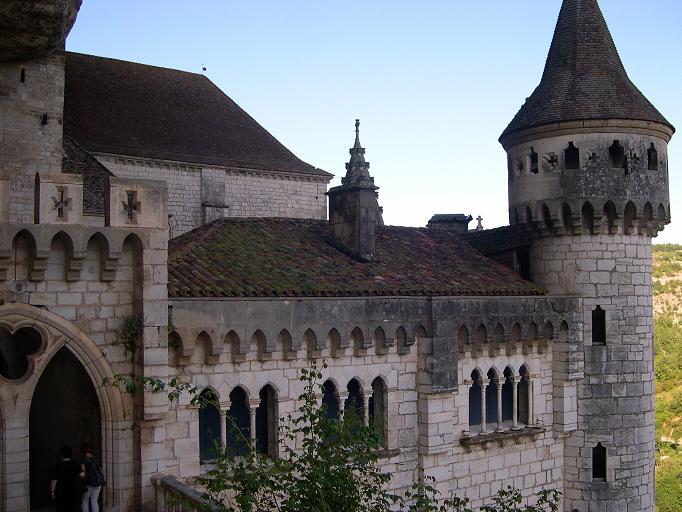 Vue du Sanctuaire