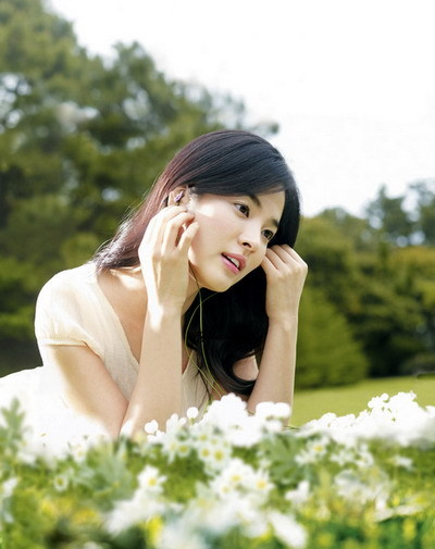 Charmes d'Asie - Song Hye Kyo