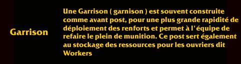 Description de Savage Garrison